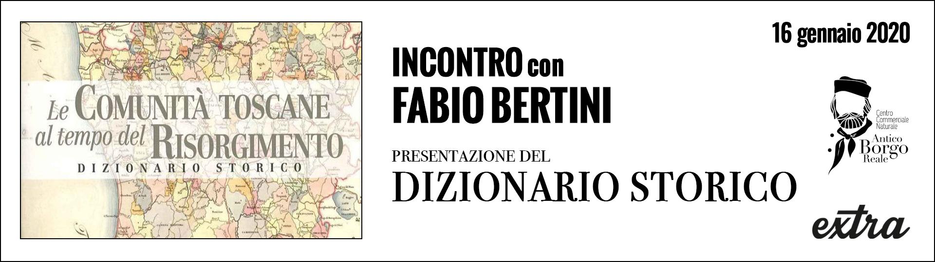 Incontro Professor Fabio Bertini