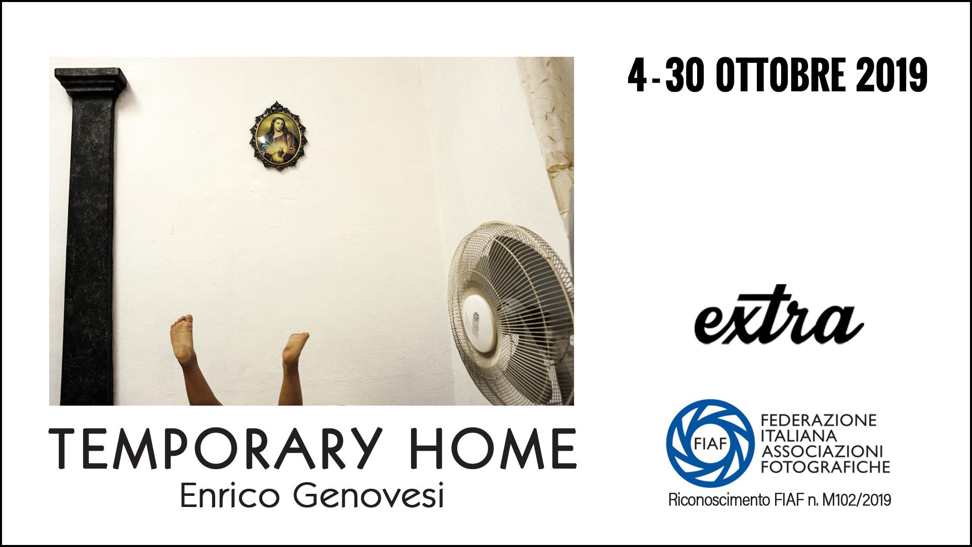 Enrico Genovesi: Temporary Home.