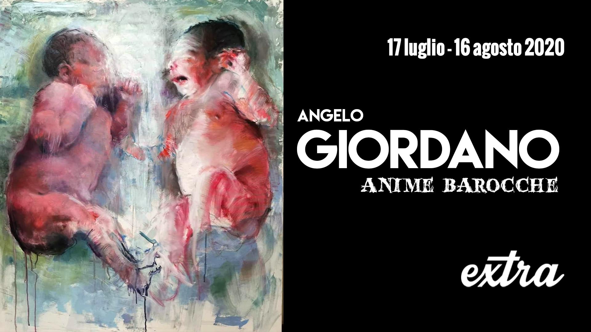 Angelo Giordano - Anime Barocche